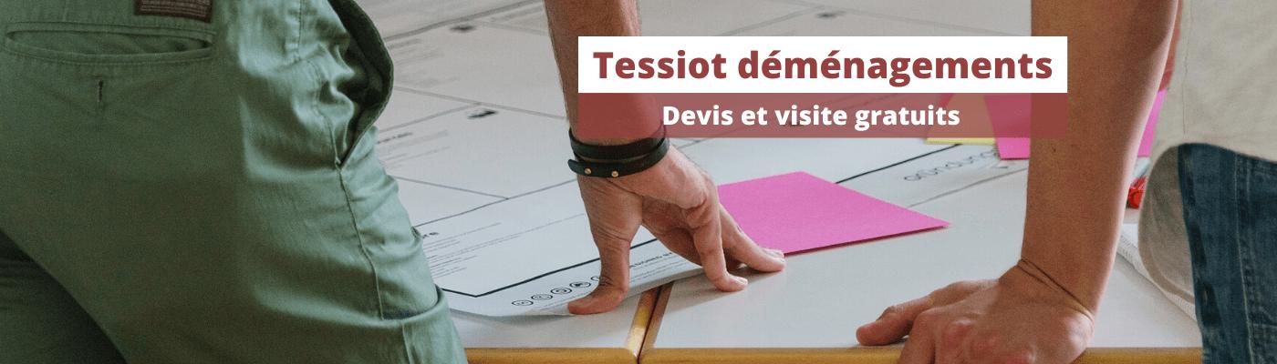 Déménagement A Tessiot – Agent Demeco