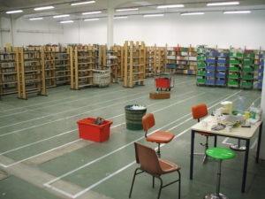 Transfert des archives départementales de la Nièvre