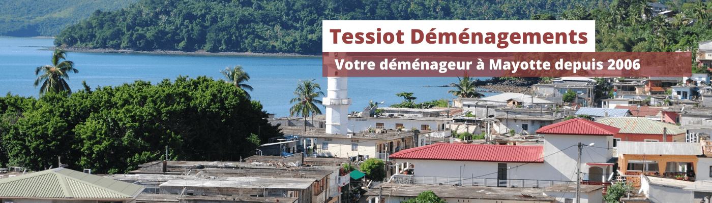 Déménagement A.Tessiot Mayotte