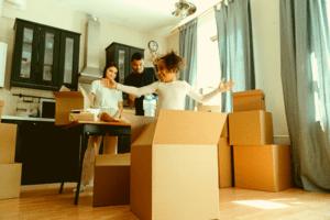 déménagement avec enfant dans les dom tom